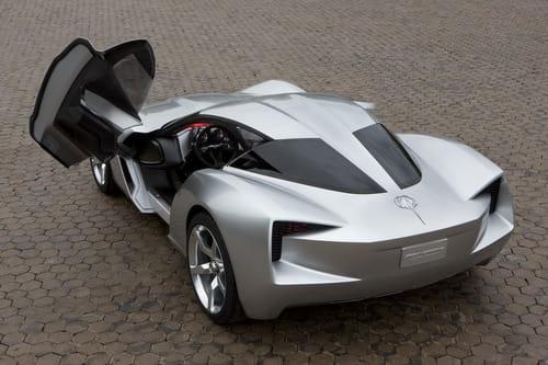Corvette Stingray Concept 50th Anniversary