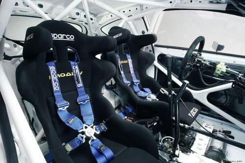 Ford Fiesta S2000, el contendiente de rallyes