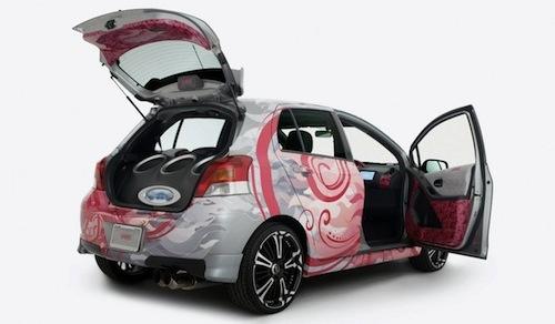 Toyota Yaris Hard Kandy