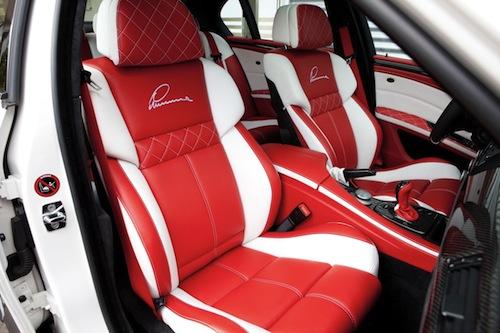 Lumma Design BMW M5 CLR 730 RS