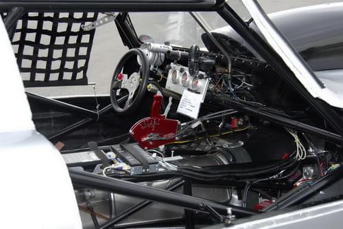 Mercedes 300 SL Gullwing Dragstar