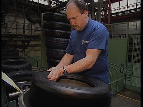 Procesos de fabricación de un neumático