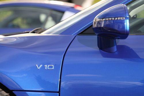 Audi R8 5.2 V10 FSI, prueba en circuito (Segunda parte)
