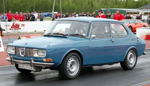 700 CV en un Saab 99, lobo con piel de cordero
