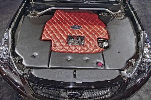 Subaru Legacy VIP Concept
