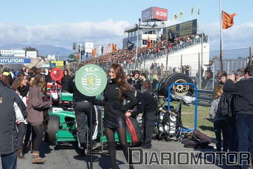 Superleague Fórmula, ronda final en el Jarama