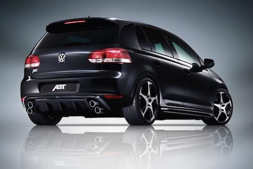ABT toca el bravo diésel Volkswagen Golf GTD sin demasiada originalidad