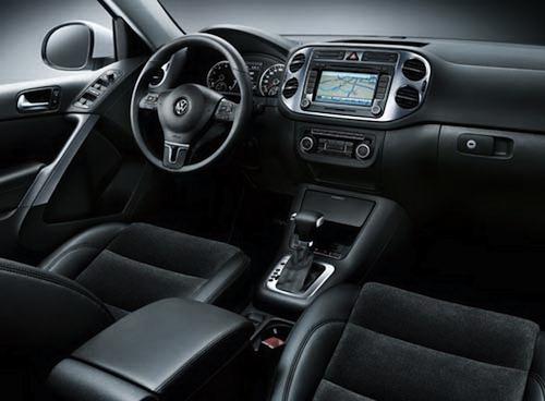 Posible adelanto del europeo Volkswagen Tiguan en el modelo chino
