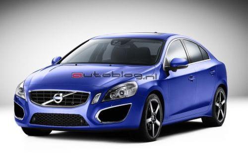 Volvo V60 y S60 R, así podrían ser