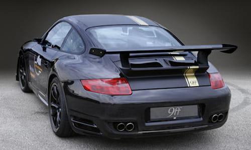 9ff TR1000 Porsche 911 Turbo