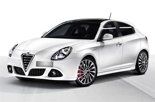 Alfa Romeo Giulietta, primera imagen oficial