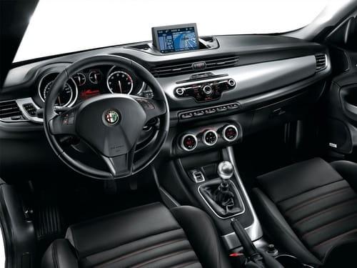 Alfa Romeo Giulietta - Interior