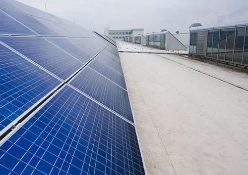 Audi instala paneles solares en Ingolstadt