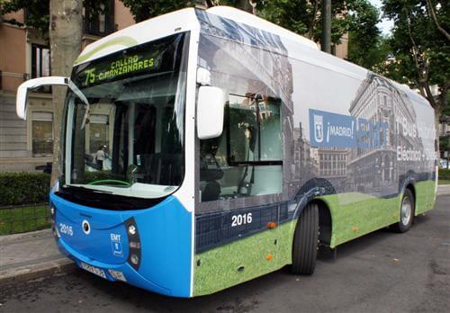 Plan VIVE - Autobuses