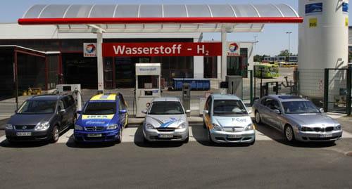 BMW sigue con el hidrógeno