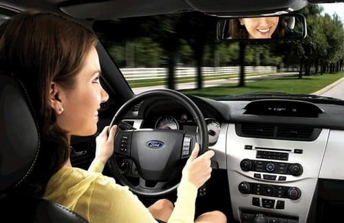 Ford SYNC radio