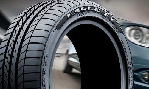 Neumáticos Goodyear a base de Bioisopreno