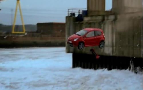 Renault Twingo RS, en Top Gear