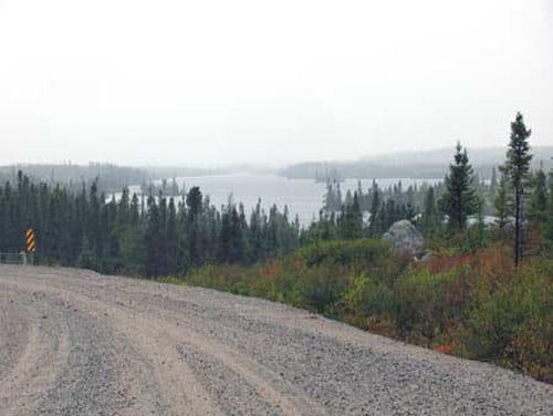 TransTaiga Road