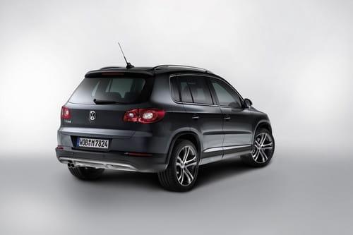 VW Tiguan Track & Avenue