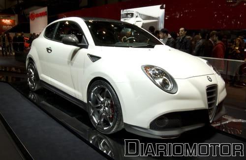 Alfa MiTo GTA