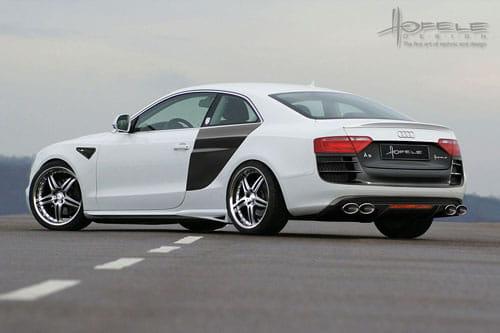 Audi A5 Hofele R8