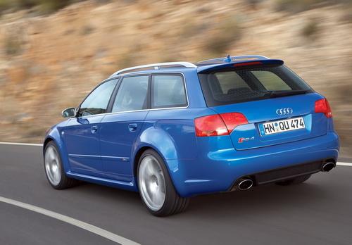 Audi RS4 Avant 2006