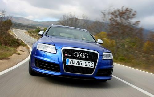 Audi RS6 Avant 2008