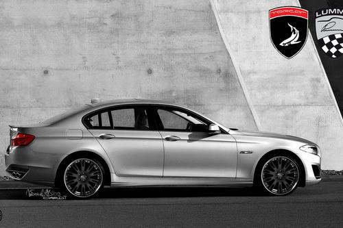 TopCar, Cardi y Lumma Design retocan el nuevo BMW Serie 5