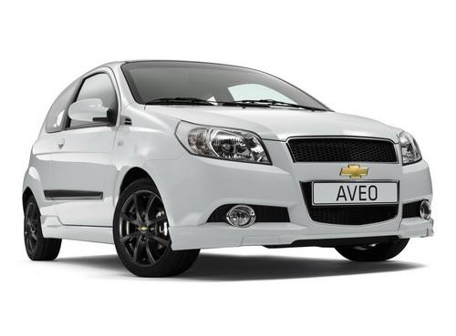 Chevrolet Aveo Sports