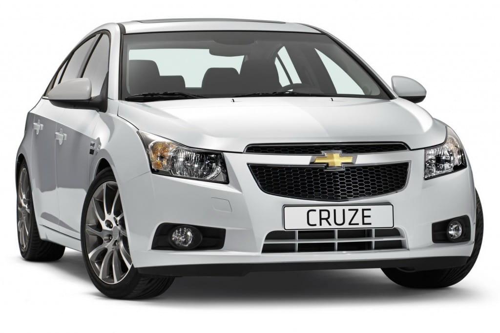 Chevrolet Cruze Irmscher, Aveo Sport y Captiva Family para