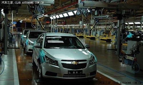 Industria automovilística, sexto país más rico del mundo