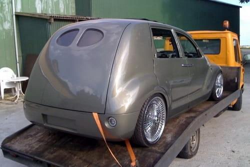 Chrysler PT Cruiser Groozer