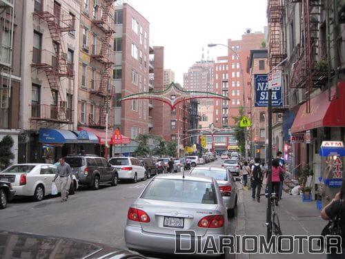 Los coches de Nueva York, segunda parte