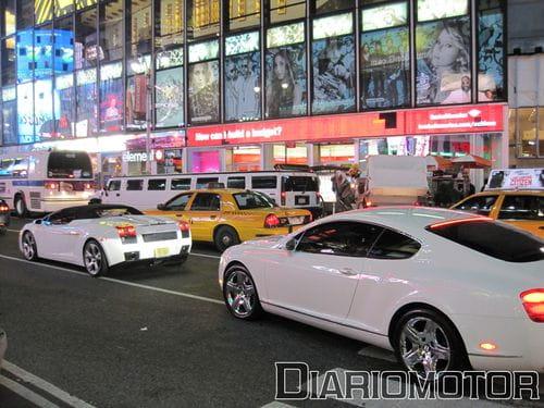 Los coches de Nueva York, primera parte