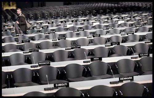 1.200 limusinas en la cumbre climática de Copenhague