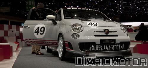 Fiat 500 Abarth Asseto Corse