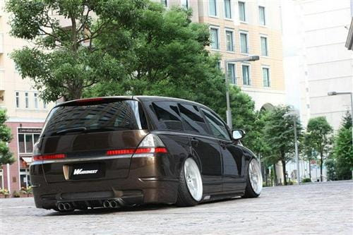 Honda Odissey tuning estilo BMW