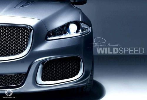 Jaguar XJR, especulación gráfica del felino más intimidante
