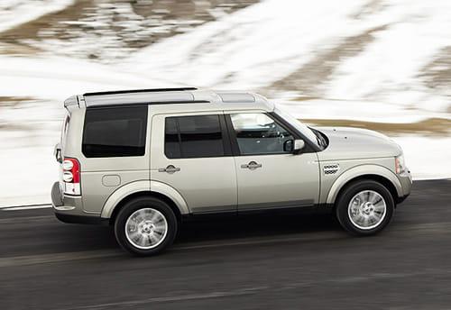 los mejores TT-SUV de 2009