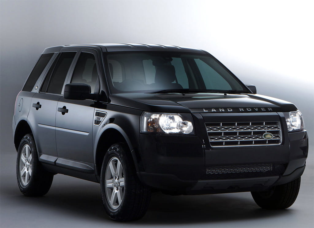 land rover freelander 2 white black diariomotor. Black Bedroom Furniture Sets. Home Design Ideas