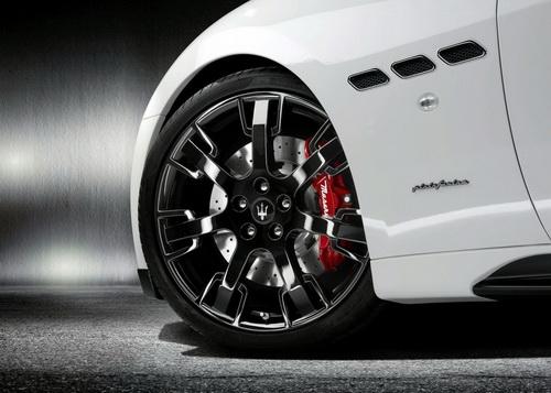 Maserati GranTurismo S MC Sport Line Limited Edition