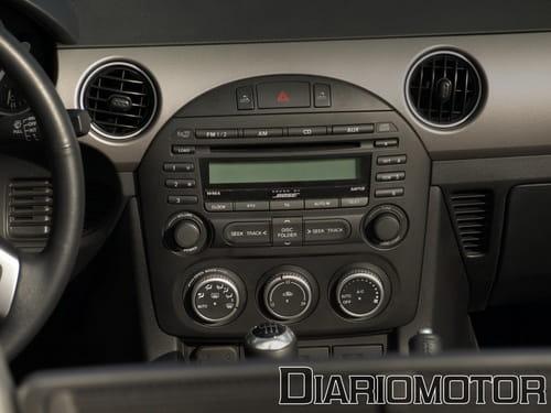 Mazda MX-5 Roadster Coupé 2.0 de 160 CV a prueba