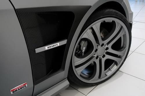Brabus B63 S Mercedes E 63 AMG