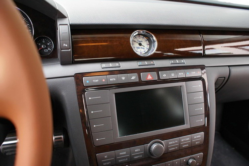 Volkswagen Phaeton Mythos Royal por Hofele Design