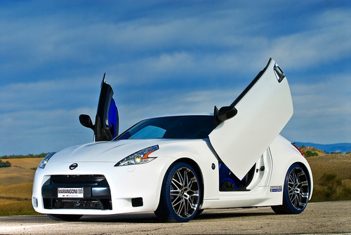 Marangoni Fabrica Un Nissan 370z Radical Que Contamina Poco