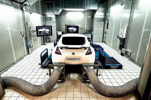 Nissan 370Z Z-Hydro Marangoni
