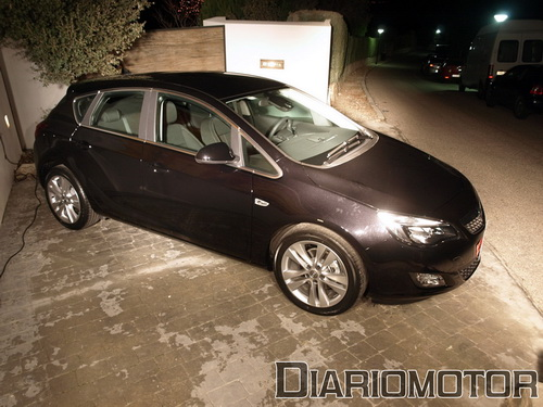 Opel Astra, primeras impresiones