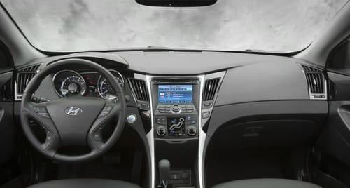 Hyundai Sonata (i40)