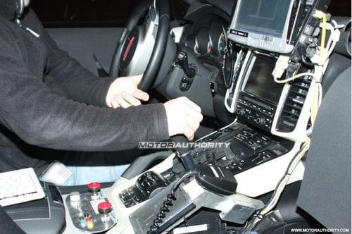 Nuevo Porsche Cayenne, clarificadoras fotos espía